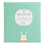 Goldbuch Welcome Little One mint kinderalbum 15181U