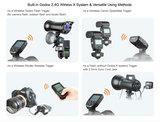 Godox Speedlight V1 X-Pro Trigger accessoires kit voor Canon