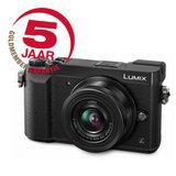 Panasonic Lumix GX80 12-32mm  zwart
