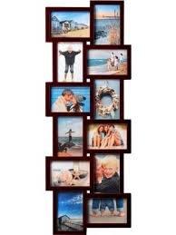 Henzo fotolijst Holiday Gallery bruin 12 foto's 81.214.04