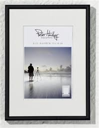 Peter Hadley Fotolijst Aluminium 20x30 zwart