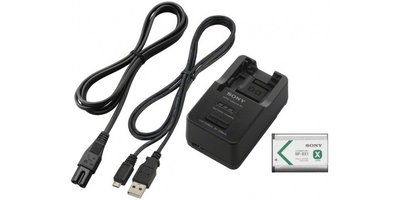 Sony ACC-TRBX Battery NP-BX1 & Charger kit