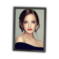 zep fotolijst metaal 13x18cm zwart parel BN145