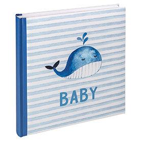 Walther babyalbum Sam blauw UK-183-L
