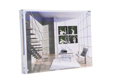 Henzo Clear Style 13x18 cm Acryl fotobloklijst