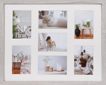 Henzo Modern fotolijst 40x50 wit 81.074.02