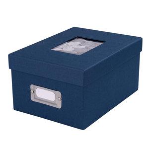 Dorr fotodoos UniTex donkerblauw