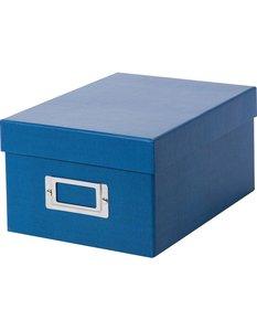 Goldbuch fotodoos Bella Vista blauw 85975