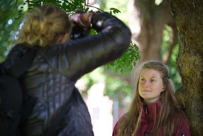 Workshop Portret Fotografie