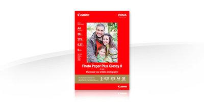 Canon Photo Paper 10x15cm Plus Glossy Ii Pp 201 Foto Leenarts