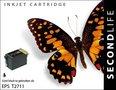 Secondlife inkt Epson T2711 XL Black